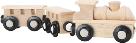 """""""Classic"""" Natural Wooden Train"""