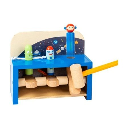 """Hammering Bench """"Space"""""""